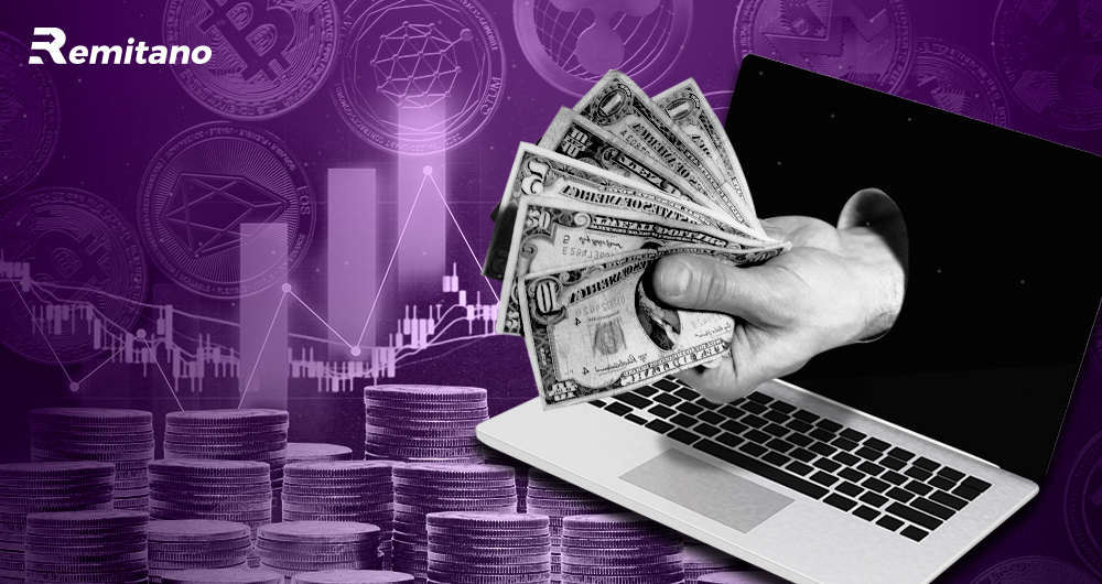 make cryptocurrency online